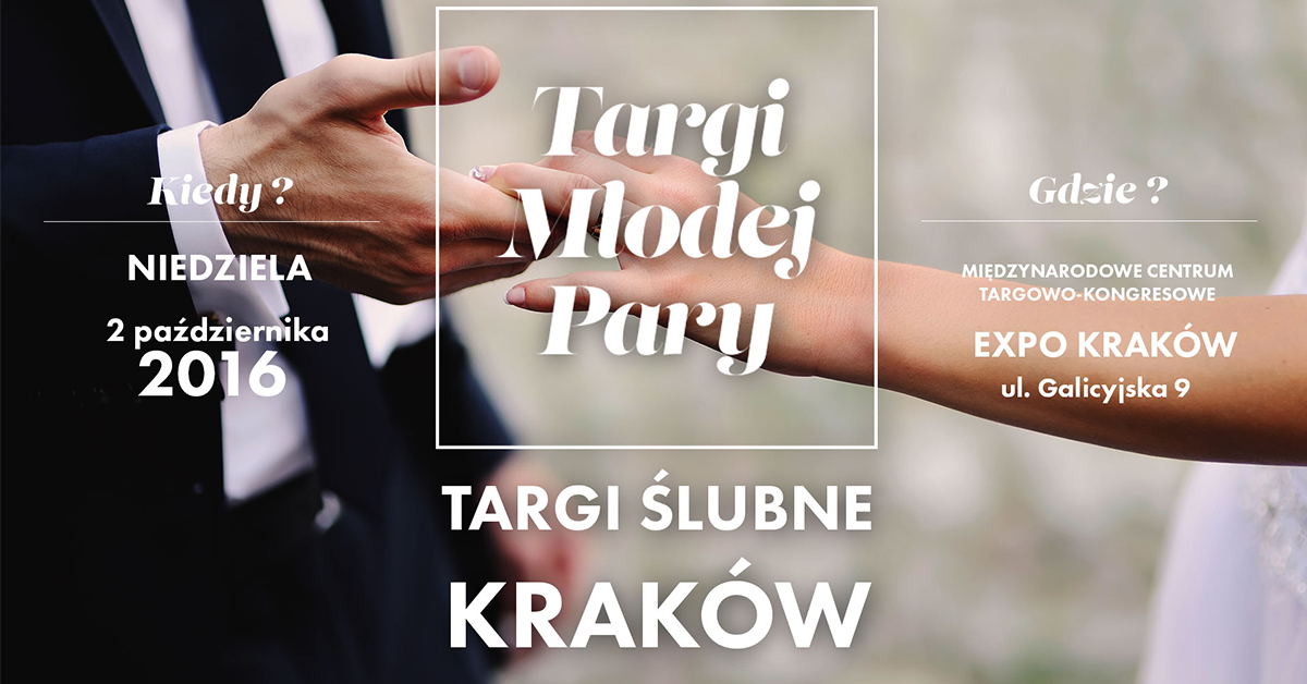 Targi Młodej Pary Kraków Expo