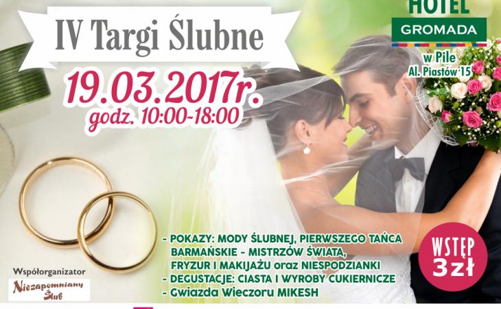 IV edycja Targów Ślubnych w Pile Image