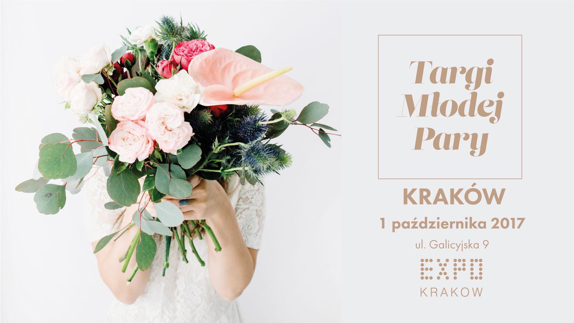 Znajdź weselne inspiracje na krakowskich Targach Młodej Pary